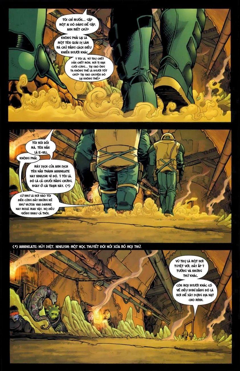 Ultimate Fantastic Four chap 16 - Trang 19