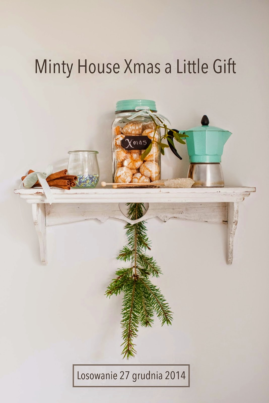 Wygrałam w Minty House