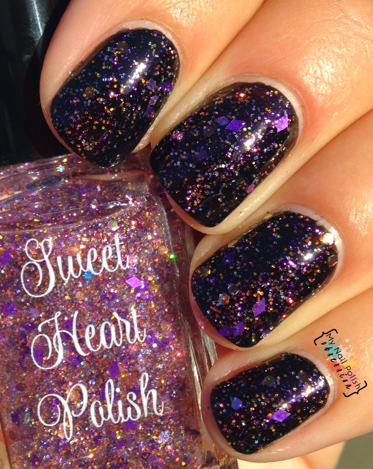 Sweet Heat Polish Small Scary Delight
