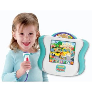 Pre-kindergarten toys - Fisher-Price Learn Through Music TouchPad (V5864)