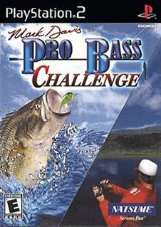 Mark Davis Pro Bass Challenge   PS2