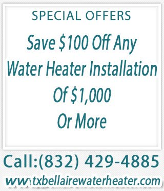 Bellaire Water heater