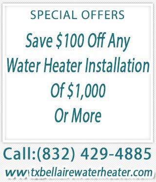Bellaire Water heater