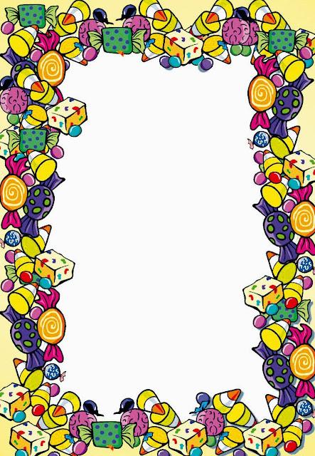 Diseño de caratulas de frutas y verduras pensadas en los escolares