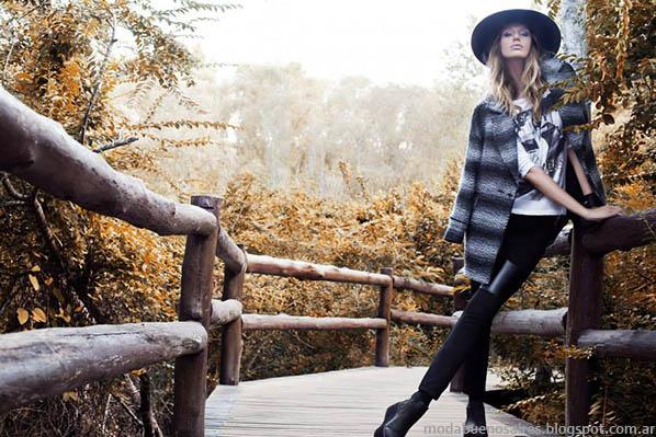 Moda otoño invierno 2014 Abrigos - City Argentina otoño invierno 2014.