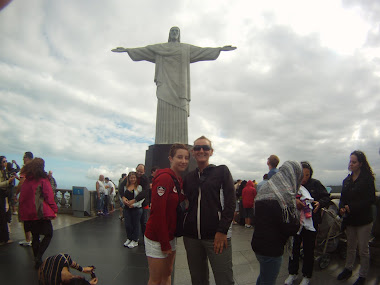 Sunday with the Cristo Redentor