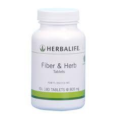 Fiber & Herb Herbalife super murah 100rb/btl 180tab
