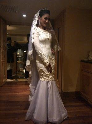 Jejai Fasha Sandha majlis pernikahan