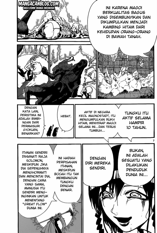 Dilarang COPAS - situs resmi www.mangacanblog.com - Komik magi 186 - kouen dan alibaba 187 Indonesia magi 186 - kouen dan alibaba Terbaru 6|Baca Manga Komik Indonesia|Mangacan