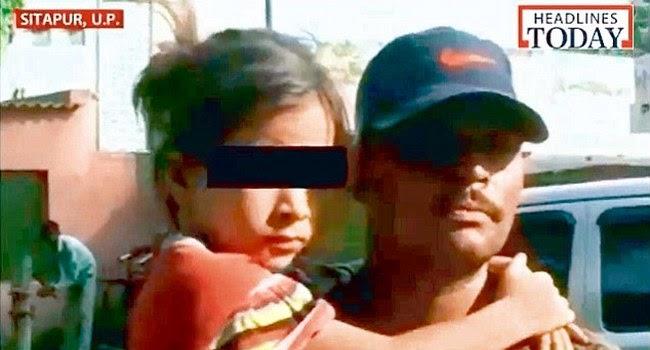 Gadis 7 Tahun ini Berhasil Keluar Dari Kubur