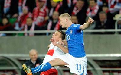 Poland 0 - 2 Italy (3)