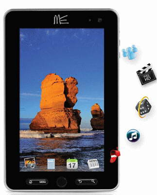 HCL ME AM7-A1 Android Tablet image