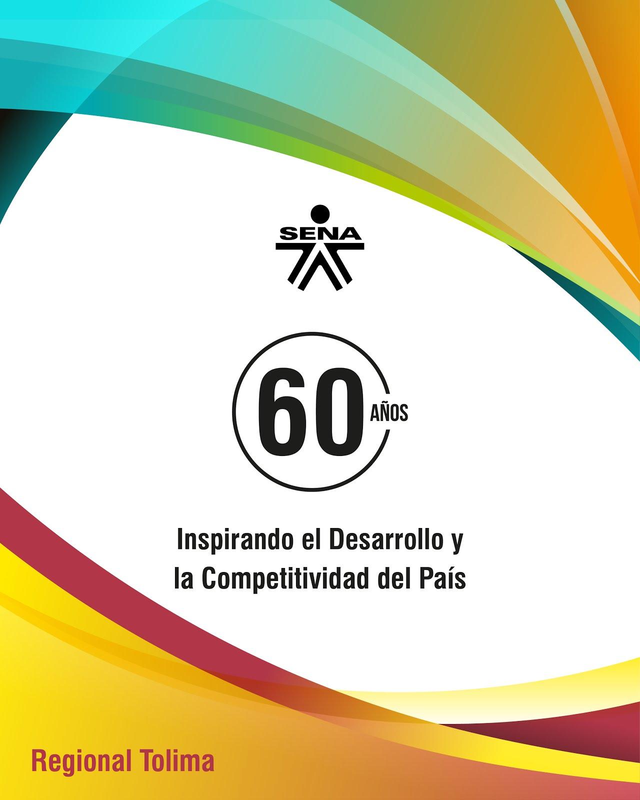 Libro SENA 60 Años Inspirando el Desarrollo y la Competitividad del País