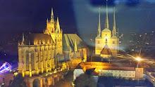 Erfurts Wahrzeichen: Dom und Severi