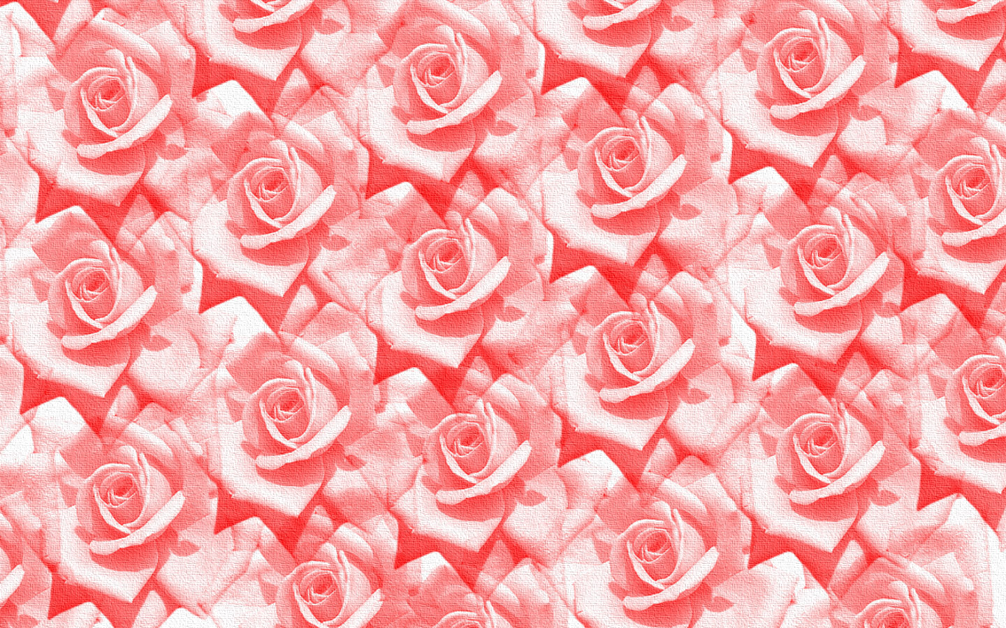 Red Rose Wallpaper Pattern Seamless