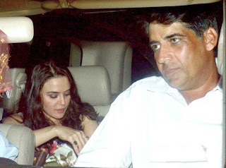Preity Zinta Back From Vacation spotted at Olive Bar & Kitchen in Mumbai (4).jpg