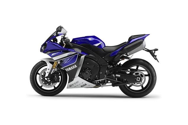 New Yamaha YZF R1 2014 Picture