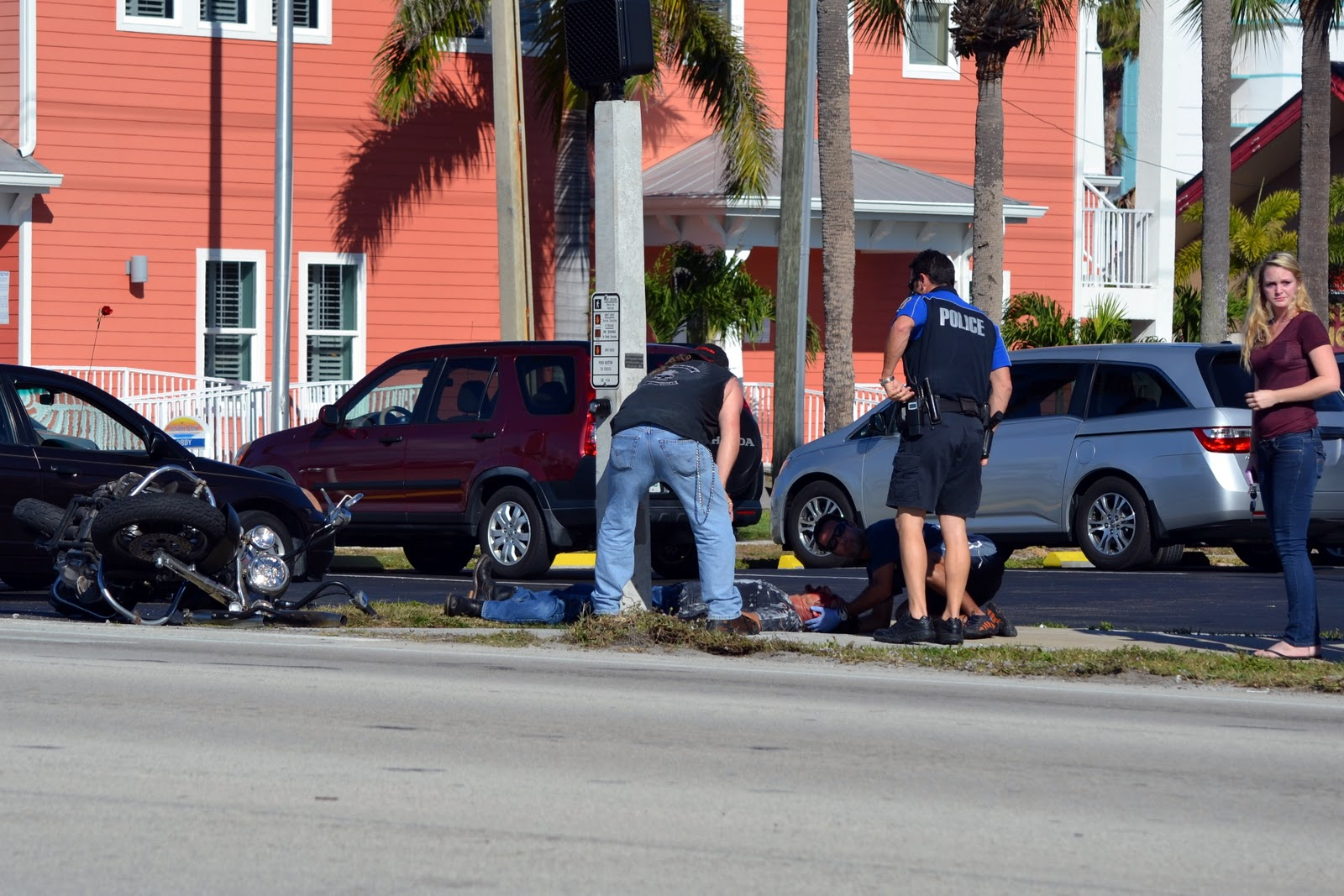 Cocoa Florida Car Accident