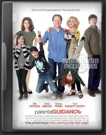 Parental Guidance (DVDRip Español Latino) (2012)