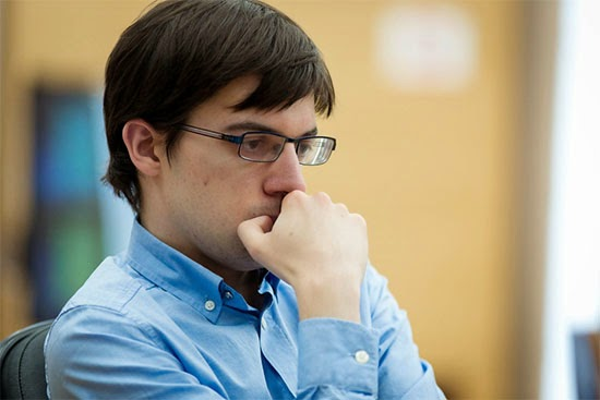 Échecs : Maxime Vachier-Lagrave - Photo Kirill Merkurev