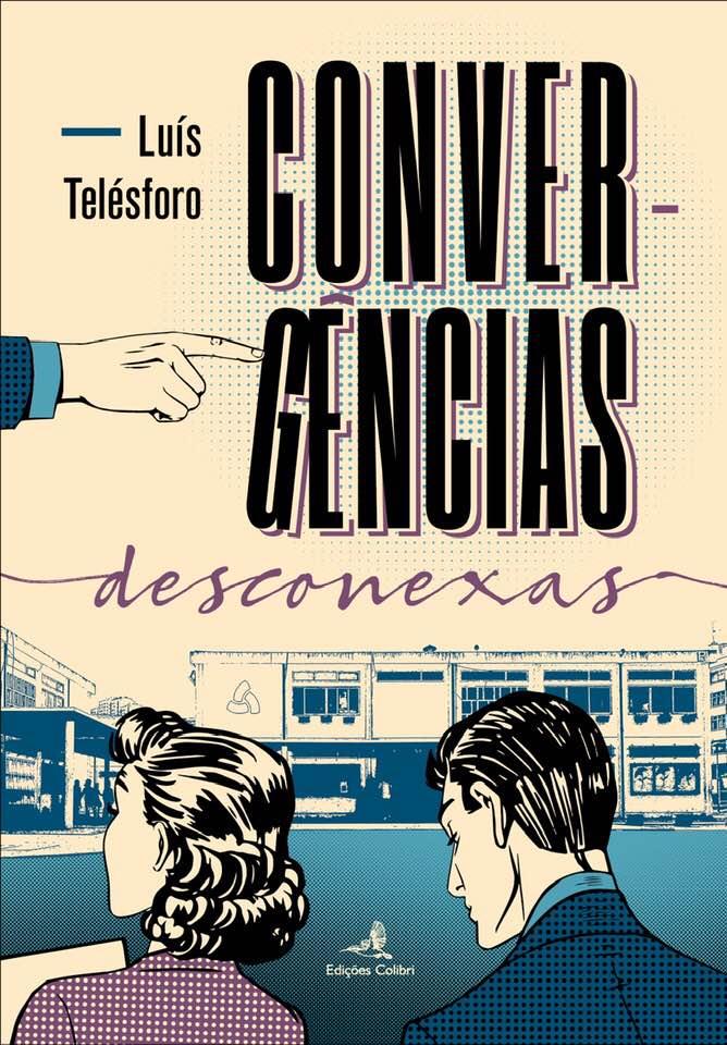 ESCRITOR EM DESTAQUE - Romancista Luís Telésforo. Não deixe de ler!