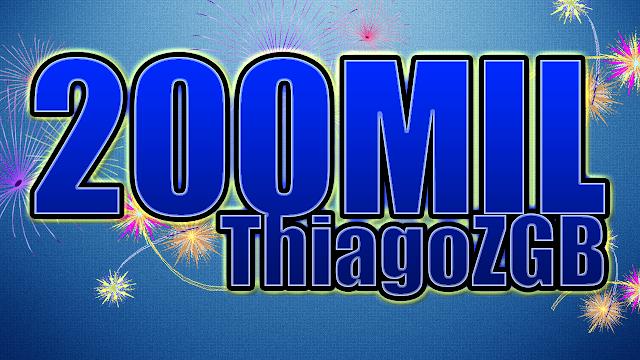Especial 200 MIL / 1º Vídeo de 2016 / Muitas novidades para o canal !