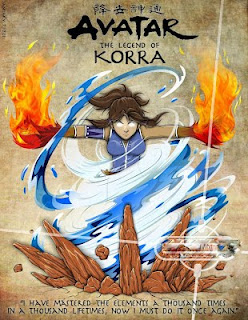 Avatar: A Lenda de Korra 1 Temporada