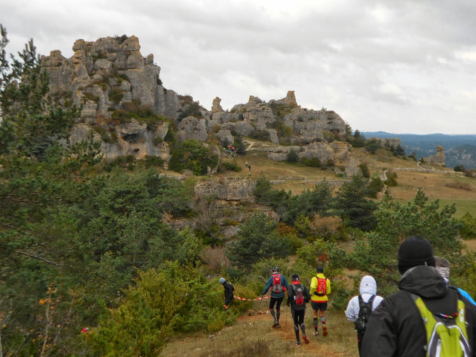Trail des Templiers 2012