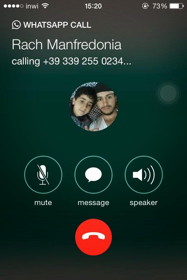 طريقة تفعيل مكالمات الواتساب في الآيفون Whatsappp calls for iPhone