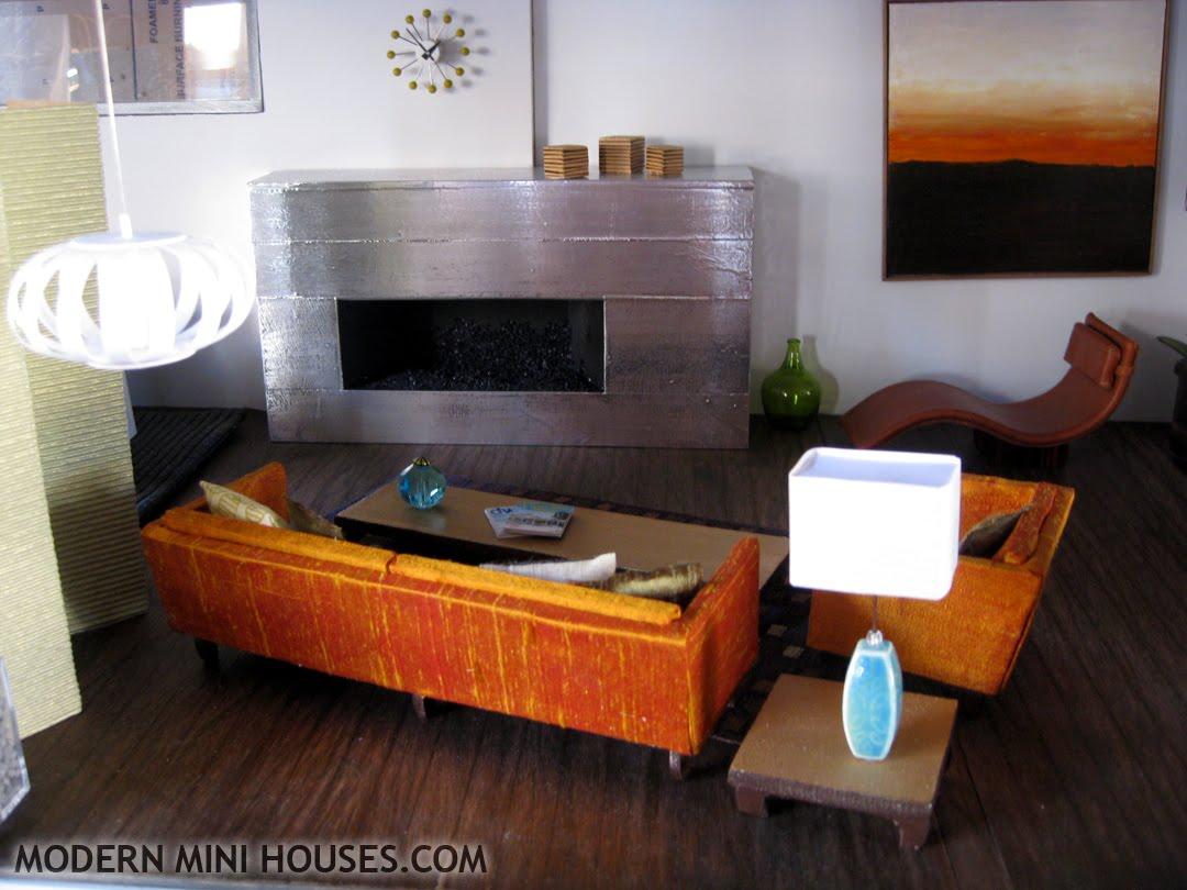 . Modern Mini Houses