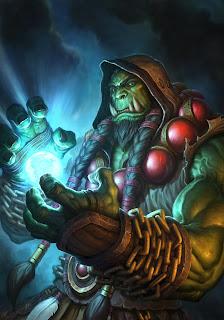 hearthstone heroes of warcraft artwork 6 Blizzcon 2013   Hearthstone: Heroes of Warcraft (iOS/OSX/PC)   Character Artwork