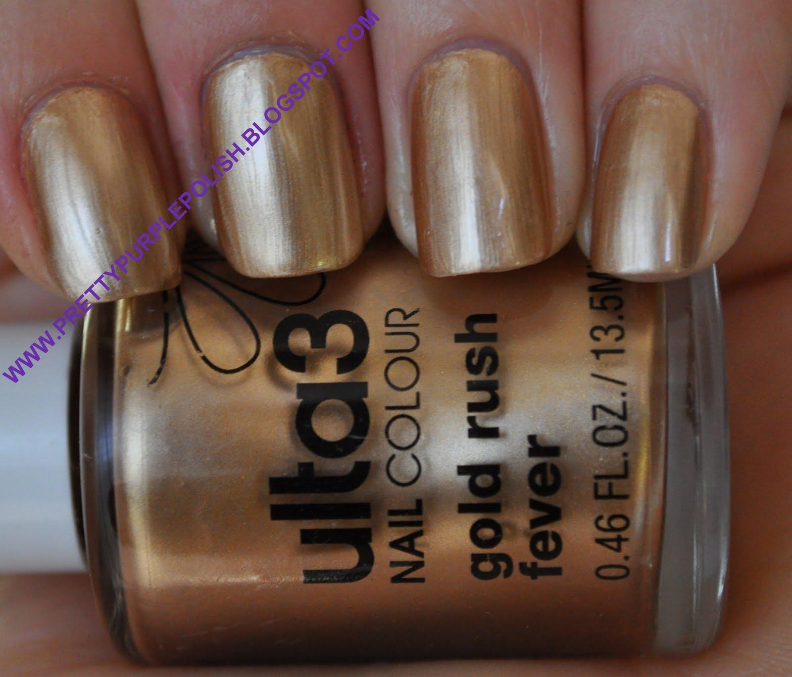Ulta3 Pro Nail Polish | Hession Hairdressing