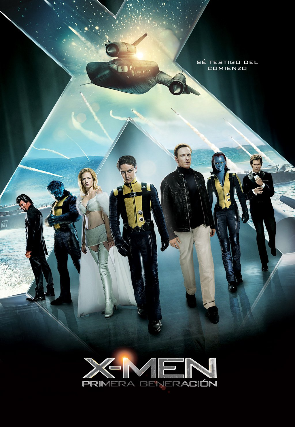 New X-Men First Class International Posters Relive X-Men TrilogyX Men First Class 2 Poster