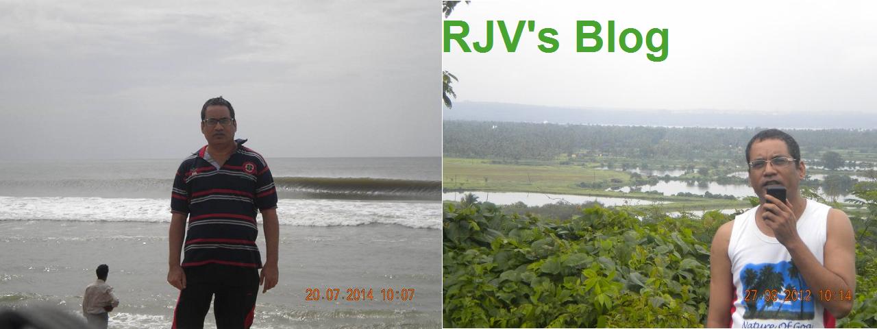 RJV 's Blog