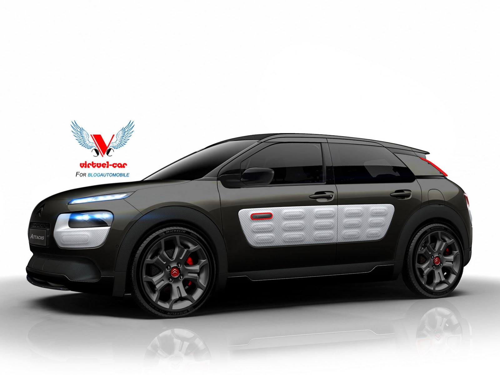 how about a citroen c4 cactus sport carscoops. Black Bedroom Furniture Sets. Home Design Ideas