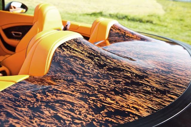 マンソリー、1001馬力のベントレーのカスタム仕様「MANSORYベントレーGTC」を発表。