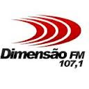 ouvir a Rádio Dimensão FM 107,1 Curitiba PR