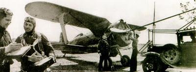 И 153 самолет