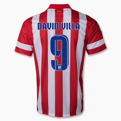 camisetas de futbol Atlético de Madrid venta