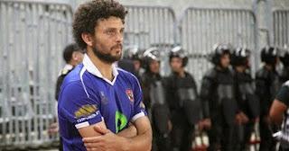 حسام غالي كابتن النادي الأهلي