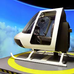 Bell 206 Simulator in Switzerland