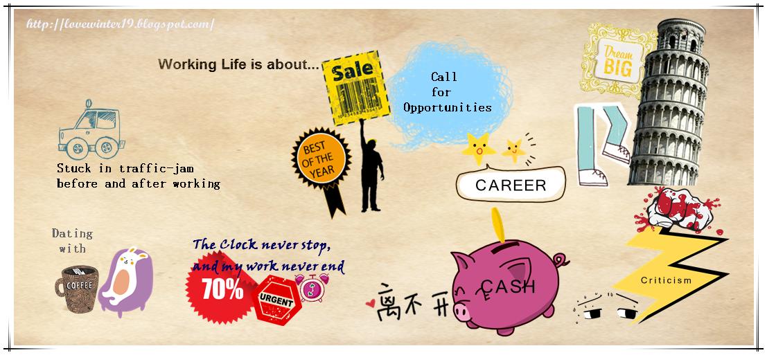 8 C's of working life