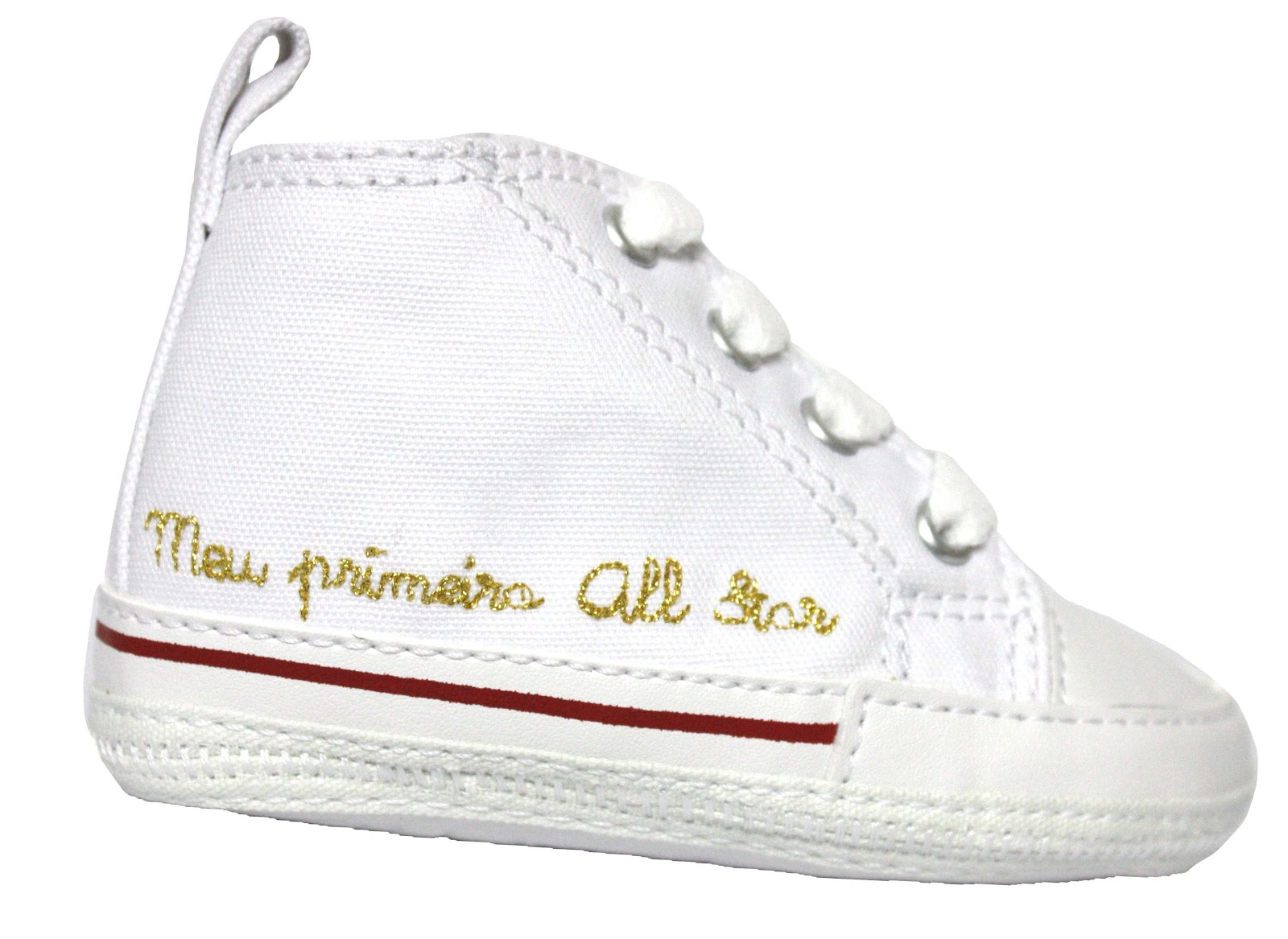 all star converse bebe branco