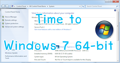Diskless Windows 7 64-bit