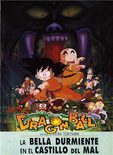 Ver Película Dragon Ball: La Bella Durmiente en el Castillo del Mal Online Gratis (1987)