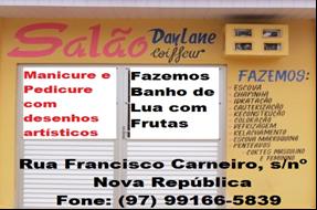 SALÃO DAYLANE COIFFER