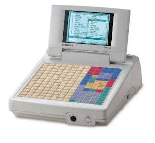 Registradora SPS-1000