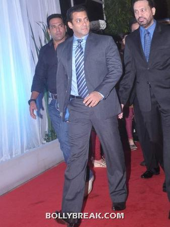 salman khan  - (9) - Couples at Esha Deol's Wedding Reception