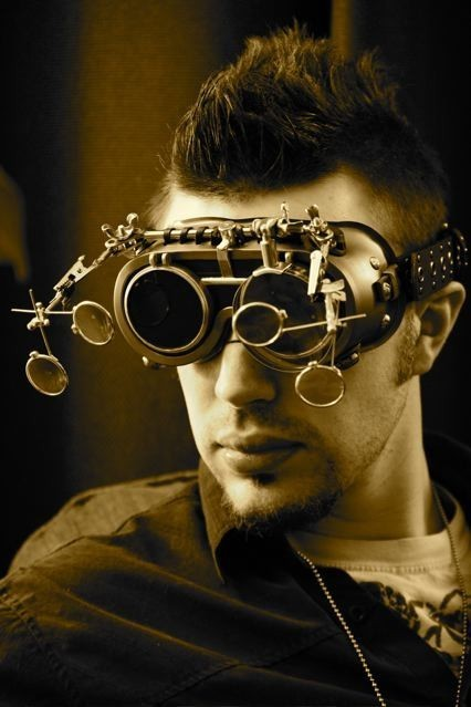Creative Steampunk Gadgets and Designs (15) 12