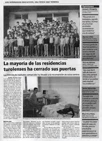 TERUEL - RESIDENCIAS DE ESTUDIANTES